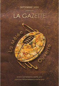 Gazette Septembre 2020
