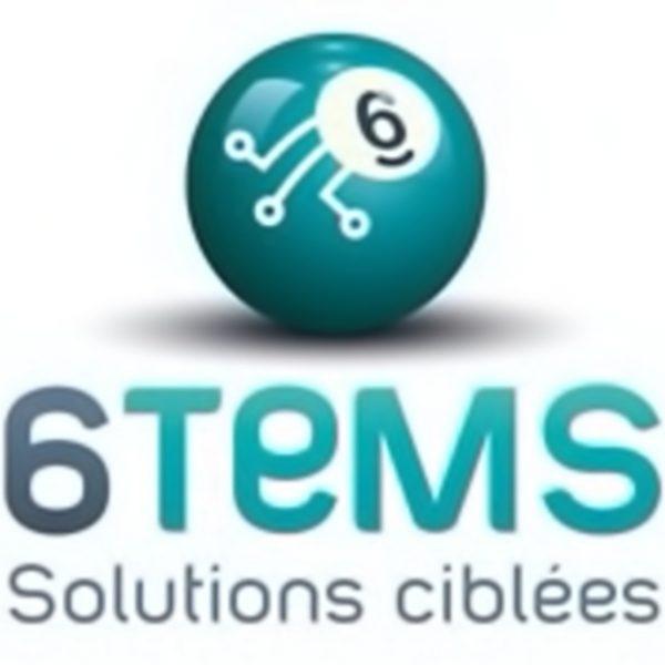 6TEMS – olutions packagées en terme de gestion d'entreprise, de sécurité, ou des solutions spécifiques en terme dedéveloppement web ou applicatif.